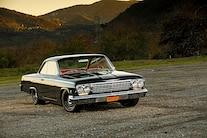 1962 Impala Bel Air Chevrolet Black Red 031