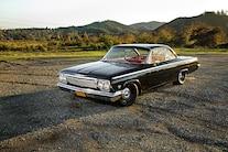1962 Impala Bel Air Chevrolet Black Red 030