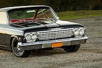 1962 Impala Bel Air Chevrolet Black Red 004