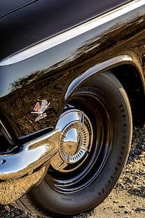 1962 Impala Bel Air Chevrolet Black Red 002