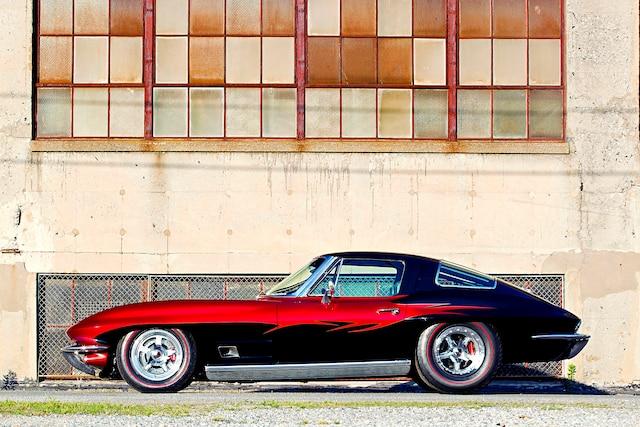 1963 Corvette Coupe ZR 1 Silvestro 001