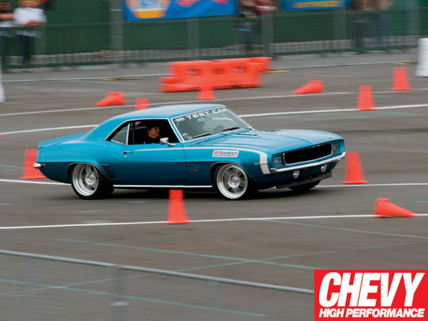 Muscle Car Suspension Basics - Chevy High Performance Magazine