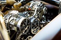37 1963 Corvette Split Window Coupe 327 Small Block Chiuscano