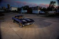 23 1963 Corvette Split Window Coupe 327 Small Block Chiuscano