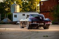 14 1963 Corvette Split Window Coupe 327 Small Block Chiuscano