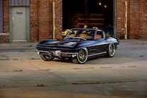 08 1963 Corvette Split Window Coupe 327 Small Block Chiuscano