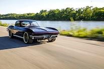 04 1963 Corvette Split Window Coupe 327 Small Block Chiuscano