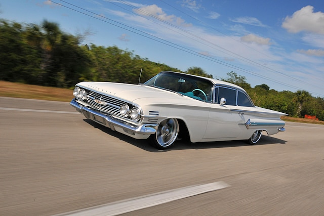 1960 Impala Custom Ls3 Streetheat Lowered 001