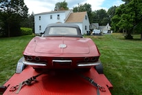 1962 Corvette Fuel Injected Barn Find 044