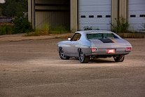 1970 Chevelle Goolsby Pro Touring Grey Ls 016