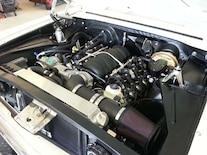 1963 Chevrolet Nova Engine