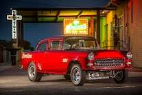 03 1955 Chevy Sedan Gasser Boschma
