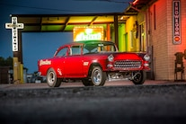 09 1955 Chevy Sedan Gasser Boschma