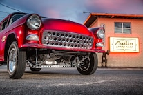 14 1955 Chevy Sedan Gasser Boschma