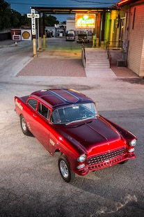 02 1955 Chevy Sedan Gasser Boschma