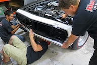 Proper Installation of Front and Rear 1968 Camaro Bumpers