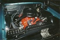 014 Readers Rides Hicks 1964 Chevrolet Chevelle Wagon Engine 1