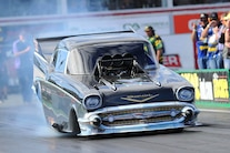 020 1957 Chevy Drag Car Collection
