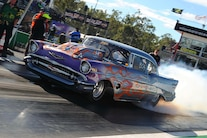 017 1957 Chevy Drag Car Collection