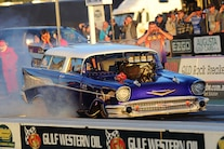 011 1957 Chevy Drag Car Collection