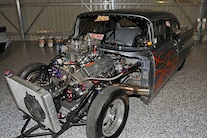 008 1957 Chevy Drag Car Collection