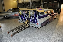 005 1957 Chevy Drag Car Collection
