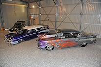 001 1957 Chevy Drag Car Collection