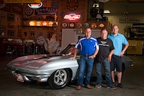 063 1965 Pro Street Corvette