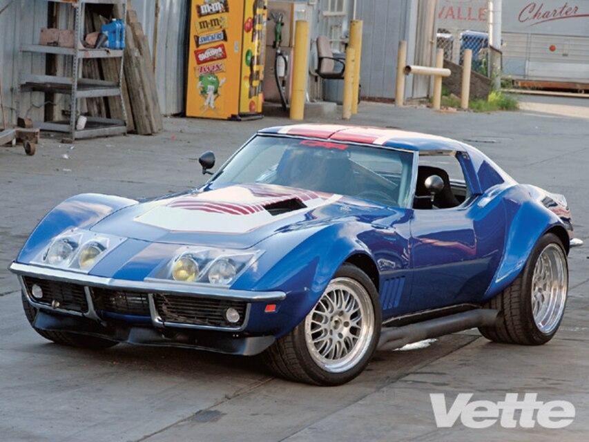 1969 Chevy Corvette Stingray Vette Magazine