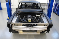 004 1963 Nova TEN Pro Touring B8 Schwartz Chassis Holley Eddie Motorsports Falken American Legend Church Boys