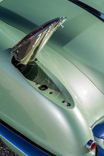 13 1958 Corvette Convertible LS Chapman