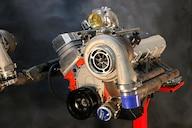 A twin-turbo 540 big-block lays down 1,312 horsepower!