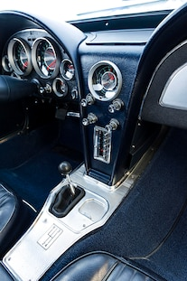22 1963 Corvette Coupe C2 Split Window Fuel Injected Walters