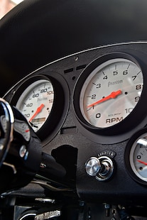 11 1965 Corvette Coupe Pro Street Breite