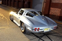 Building the Ultimate Pro Street Corvette with a Blend of 1963 & 1965