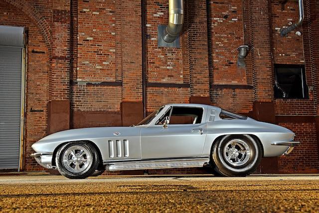 01 1965 Corvette Coupe Pro Street Breite