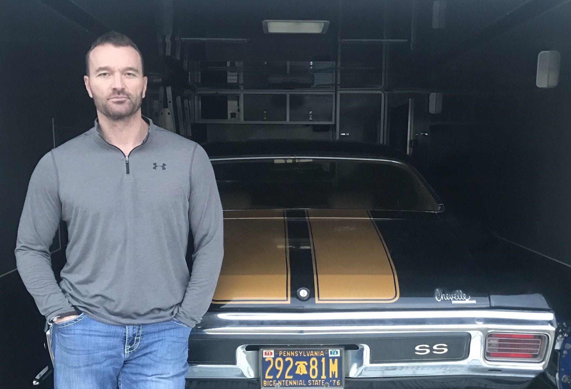 Barn Find Hunter Patrick Nichols finds this Ultra-Low Mileage LS6 Chevelle