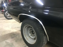 1970 Chevrolet Chevelle Ss Barn Find Wheel