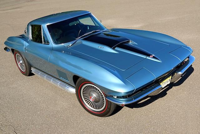 03 1967 Corvette Coupe 427 Dipersia