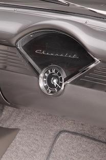 07 1955 Chevrolet 210 Sedan Post Bugjaski Cluster