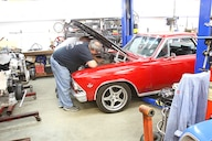 How to Install Holley Sniper TBI Fuel Injection on a Chevy Big-Block