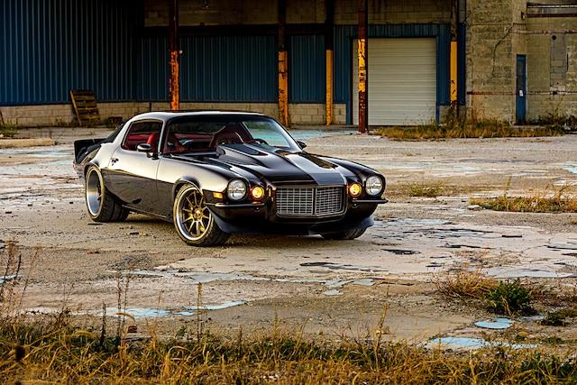 001 Pro Touring 1970 Camaro