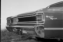011 1967 Chevrolet Chevelle Ss396 L78 Rear Detail