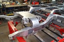 050 1966 Chevelle Brauns Motorsports Fabricated Chassis