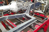 044 1966 Chevelle Brauns Motorsports Fabricated Chassis