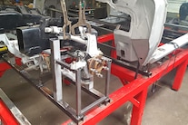 037 1966 Chevelle Brauns Motorsports Fabricated Chassis