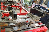 033 1966 Chevelle Brauns Motorsports Fabricated Chassis