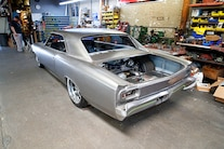 014 1966 Chevelle Brauns Motorsports Fabricated Chassis