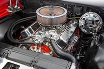 024 1972 Chevelle Red Elegance Mark Lopez FiTech Eddie Motorsports Billet Forgeline Big Block Don Lee Auto