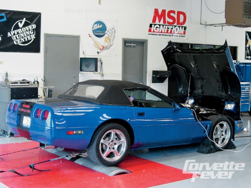 C4 Corvette Tuning - Flash Tuner For L98-Equipped Corvettes
